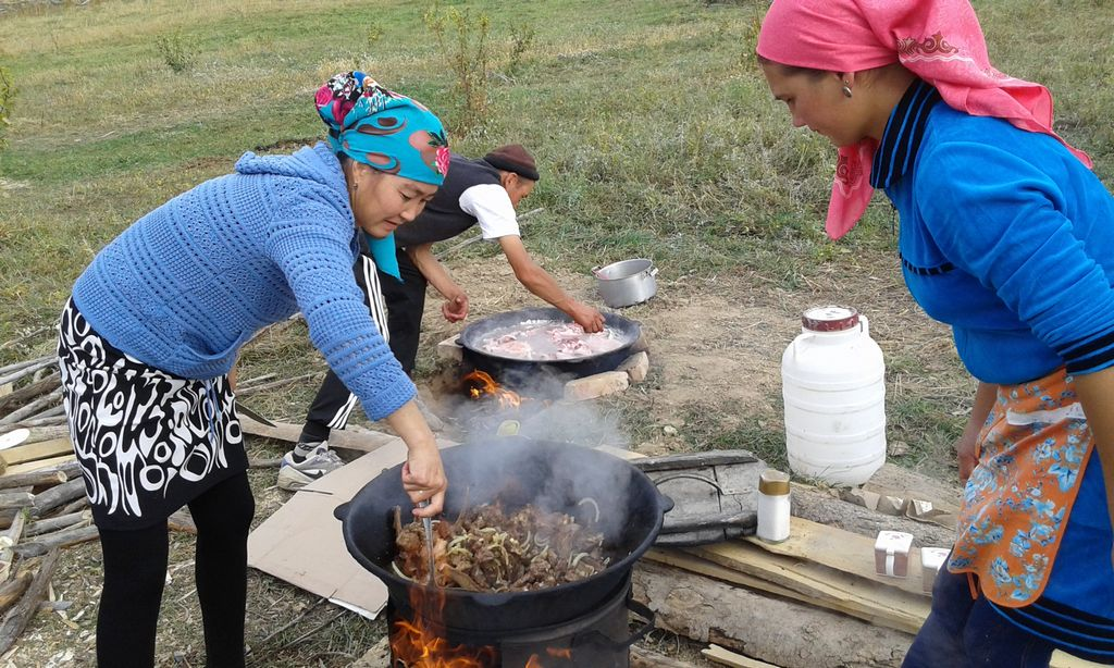 Cooking in Kyrgyzstan - Ala Too Travel