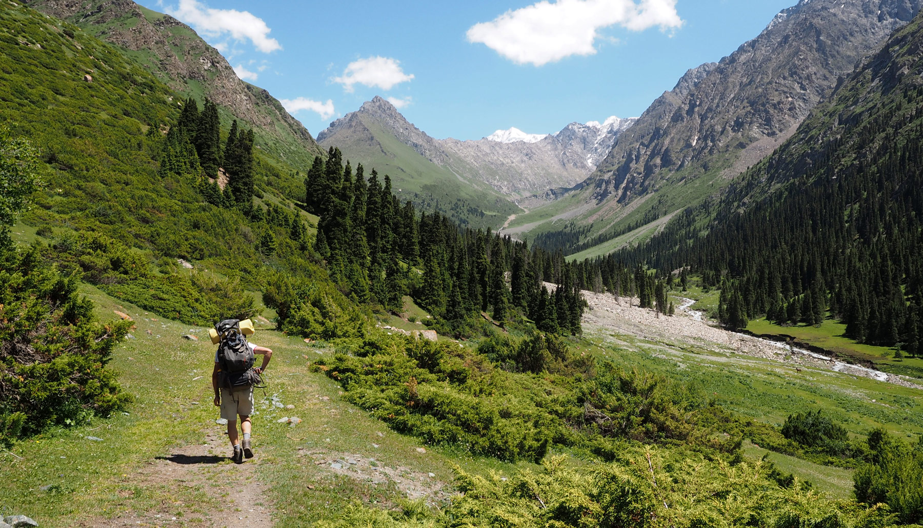 Hiking Ala Too Kyrgyzstan Tours - Travel Agency