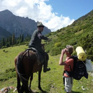 Horseriding Tour Kyrgyzstan - Ala Too Travel