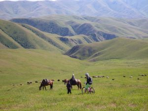 Mountainbike Tour in Kyrgyzstan - Ala Too Travel