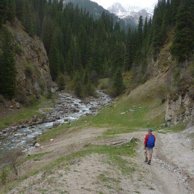 Trekking/Hiking Kyrgyzstan kirgizie Kirgisistan